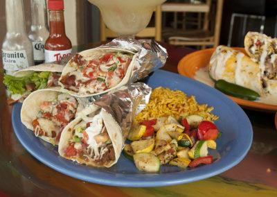 Four Taco Platter
